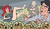 15 мегасмешных комиксов о диснеевских принцессах: прощай, детство!