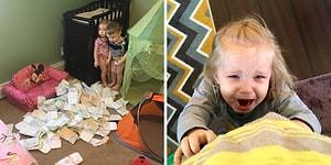10 фото, наглядно показывающих, что значит быть матерью троих детей