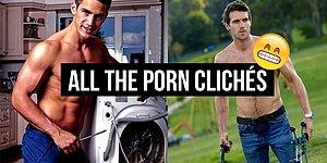 12 Hilarious Porn Clichés That Are Very Unlikely To Happen In Real Life