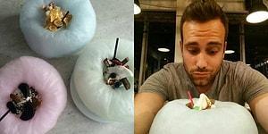 Это мороженое на огромном облаке из сахарной ваты просто взорвало Instagram!
