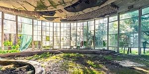 Заброшенная Абхазия: безмолвный упрек разрушенных зданий