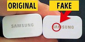 Here's How To Spot Fake Gadgets In 6 Easy Steps!