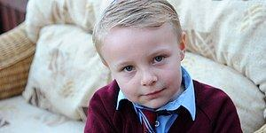 An Eight-Year-Old Boy Has Been Diagnosed With Depression!