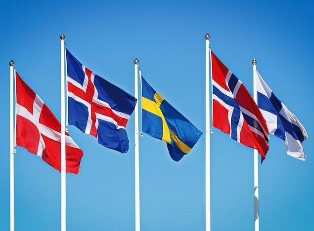 İskandinav!