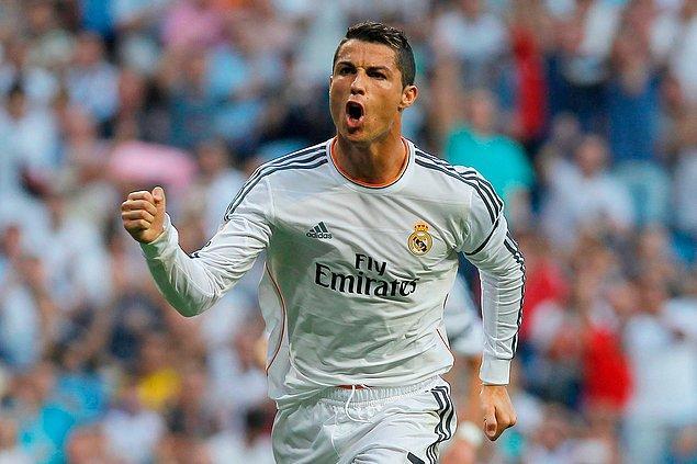 2. Cristiano Ronaldo - [230M euro]