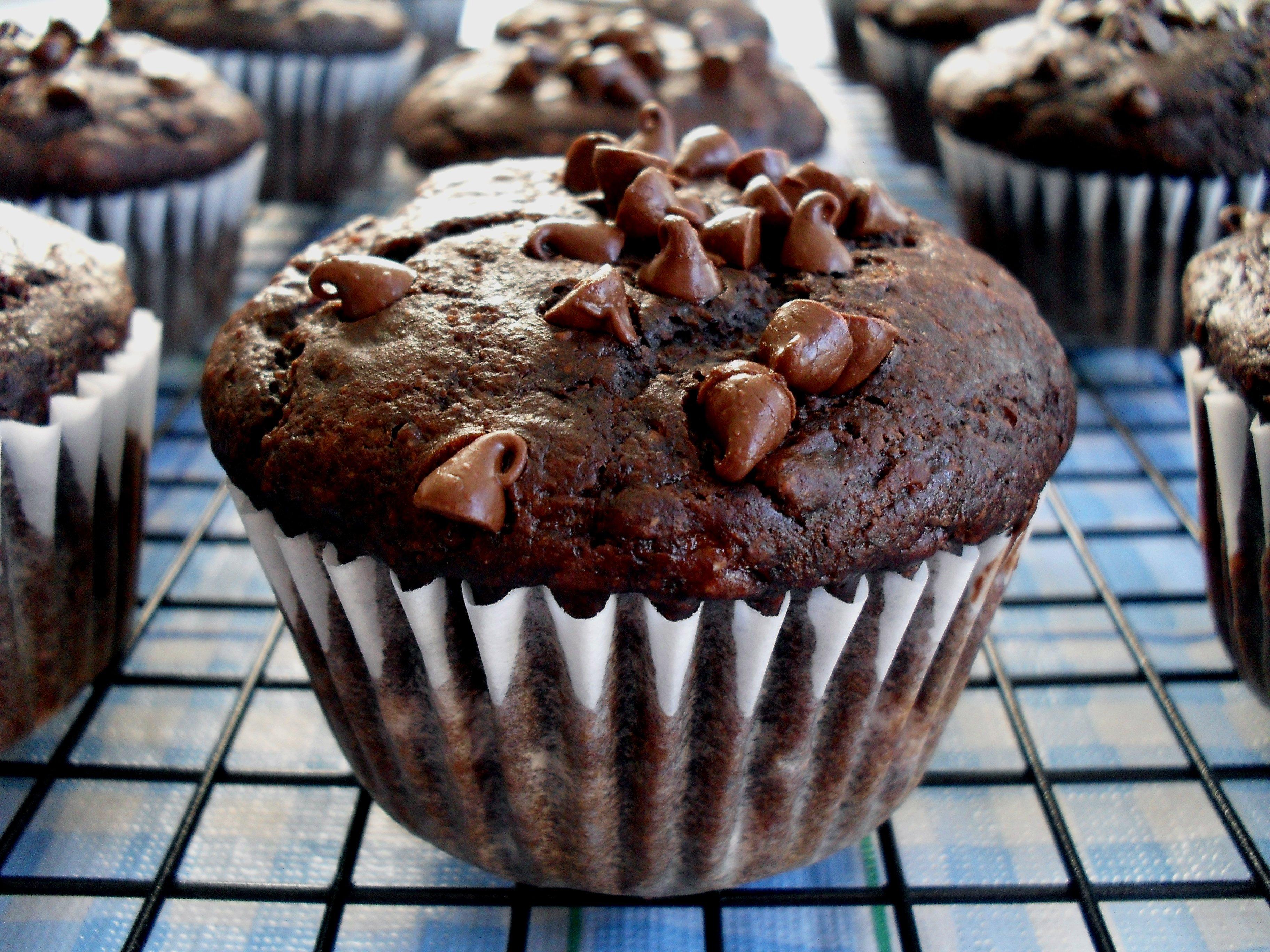 Рецепт шоколадного кекса фото