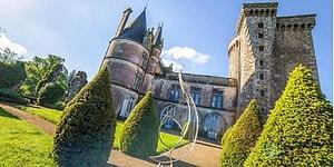 Хотите провести каникулы в замке Красавицы и Чудовища? Теперь у вас есть эта возможность!