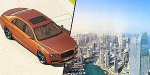 Find The Bentley: The 57.7 BILLION Pixel Shot Of Dubai Will Take You Away!
