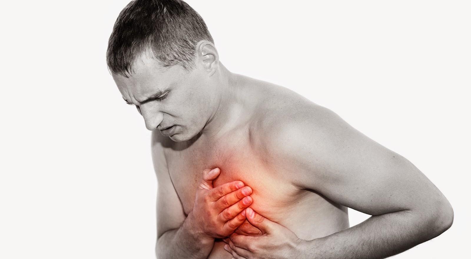 Как сделать так чтобы у меня заболело сердце