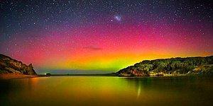 В Австралии и Новой Зеландии наблюдали редкое южное сияние