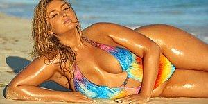 Brazilian Model Stars In Sports Illustrated's Swimsuit Issue With Nothing But Body Paint On!