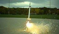 One Slow Mo Rocket Launch To Rule Them All