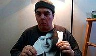 This Dude Is Eating Jason Segel Photos To Convince Jason To Eat His
