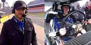 Here's What Happened When Mark Zuckerberg Tried To Drive A NASCAR Vehicle!