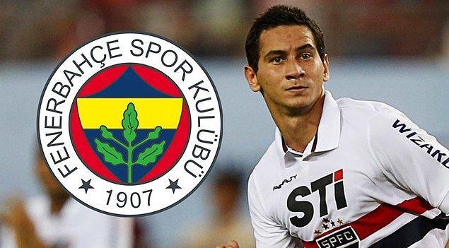 8. Ganso - Fenerbahçe