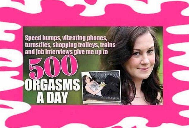 3. Bir Günde En Çok Orgazm
