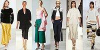 Удобство vs элегантность: на смену юбкам приходят брюки-кюлоты