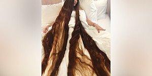 Meet This Real Life Rapunzel From Lithuania!