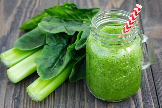 Image result for Spinach and Celery