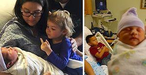 15 фото детей, которые явно не хотят прибавления в семье