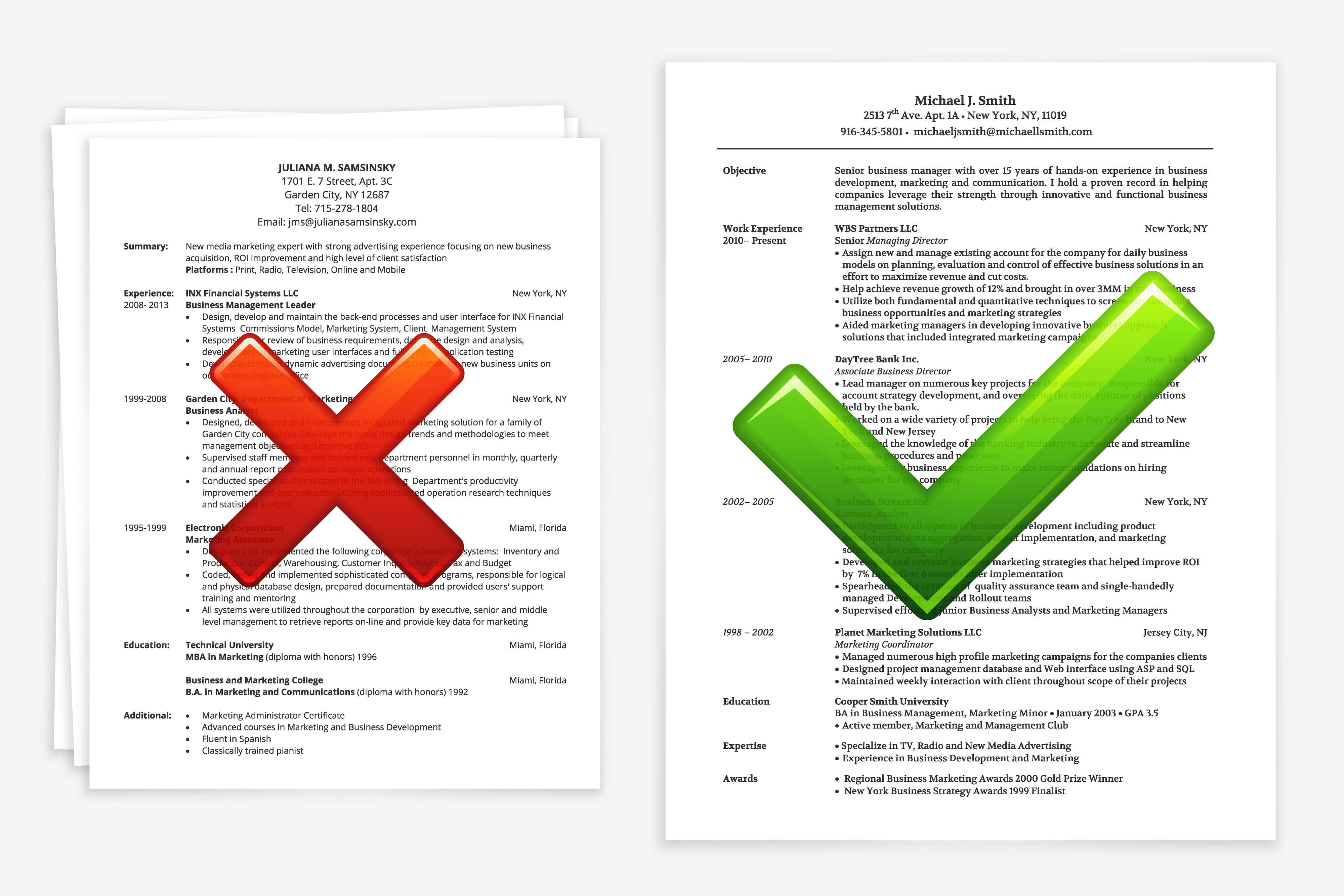 15 useful pieces of advice to improve the quality of your life when you are preparing your resume talk about your accomplishments if any and what you actually did instead of your responsibilities