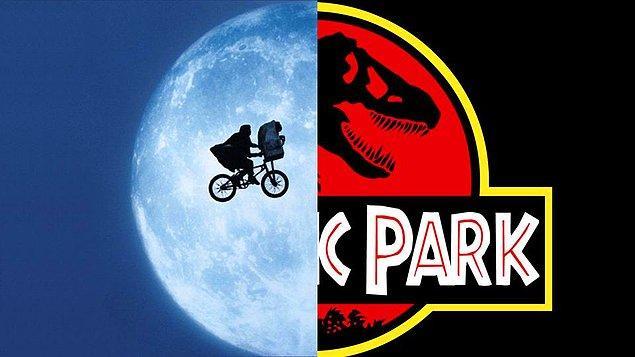 8. E.T., 1982 yılında o zamana kadar yapılmış en yüksek hasılatlı film unvanına sahip oldu. Ta ki 11 yıl sonra yine Steven Spielberg filmi olan 1993 yapımı Jurassic Park bu rekoru kırana kadar.