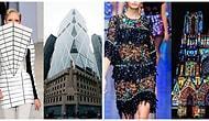 23 фото, показывающие, как архитектура вдохновляет дизайнеров одежды