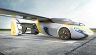 Вы сможете купить летающий автомобиль уже в этом году!