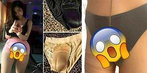 The Latest And Craziest Fashion Trend: A Camel Toe Underwear!