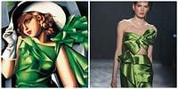 15 дизайнерских платьев, вдохновленных знаменитыми картинами