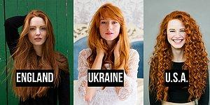 37 Pictures From The Artist Who Travelled The World To Photograph The Rare Beauty Of Red Hair!