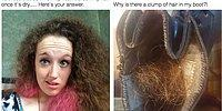 19 Struggles All Girls With Thick Hair Know To Be True!