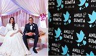 Digital Fairytale: Couple Meets On Twitter And Four Years Later The Story Comes To A Wonderful End!
