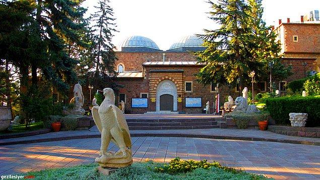 1. Anadolu Medeniyetleri Müzesi