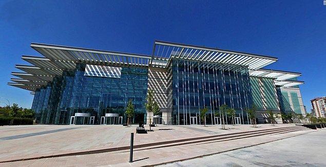 11. Congresium (Ankara Kongre Merkezi)