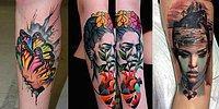 Спорим, вы не сможете отгадать знаменитость по татуировке?