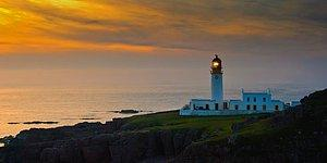 For The Ones Who Want A Very Fresh Start: The Heaven By The Lighthouse In Scotland!