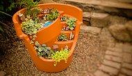Prepare Your Gardens And Terraces For Summer! 13 Ideas That Will Make Your Pots More Attractive