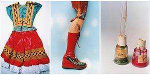 Тайник с вещами Фриды Кало показали миру спустя почти 50 лет после ее смерти!
