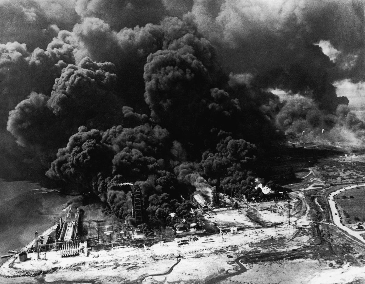 an analysis of the texas city disaster as the worst industrial accident in americas history