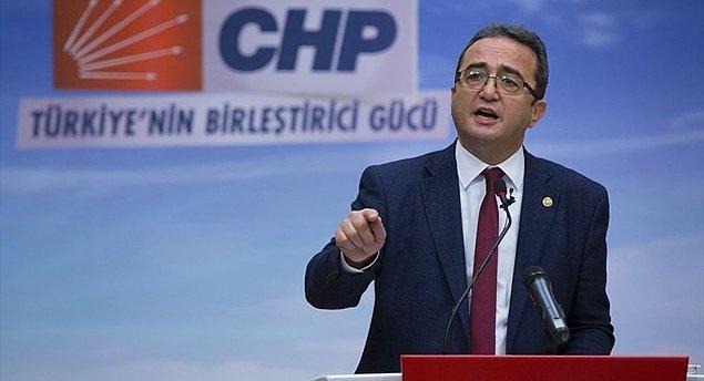 CHP'li Bülent Tezcan: 'YSK, kendisini kanun koyucunun yerine koymuştur'