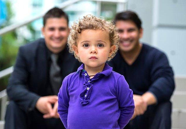 10. Bu kişilerin de kendi kendilerine veya kendileri gibi başka bir eşcinsel bireyden çocuk sahibi olma imkanları olduğunu unutma.