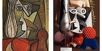 Digital Artist, Omar Aqil, Converts Picasso Paintings Into Marvelous Modern Sculptures