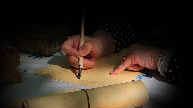 Çok Gizli El Yazması
