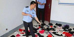 The Thief Who Stole Tens Of Thousands Bras & Pants Over 10 Years Was Arrested In China