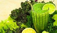 15 вкусных рецептов зеленых коктейлей за 5 минут