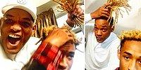 Will Smith Gave His Son A Haircut, And Dads From Around The World Joined The Madness!