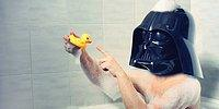 Тест: насколько странно вы ведёте себя в ванной?