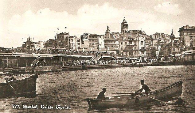 8. Galata Köprüsü'nü satışı ve yakalanışı...