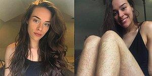 Fitness Blogger Stopped Shaving A Year Ago And The Results Are Confusing The Internet!